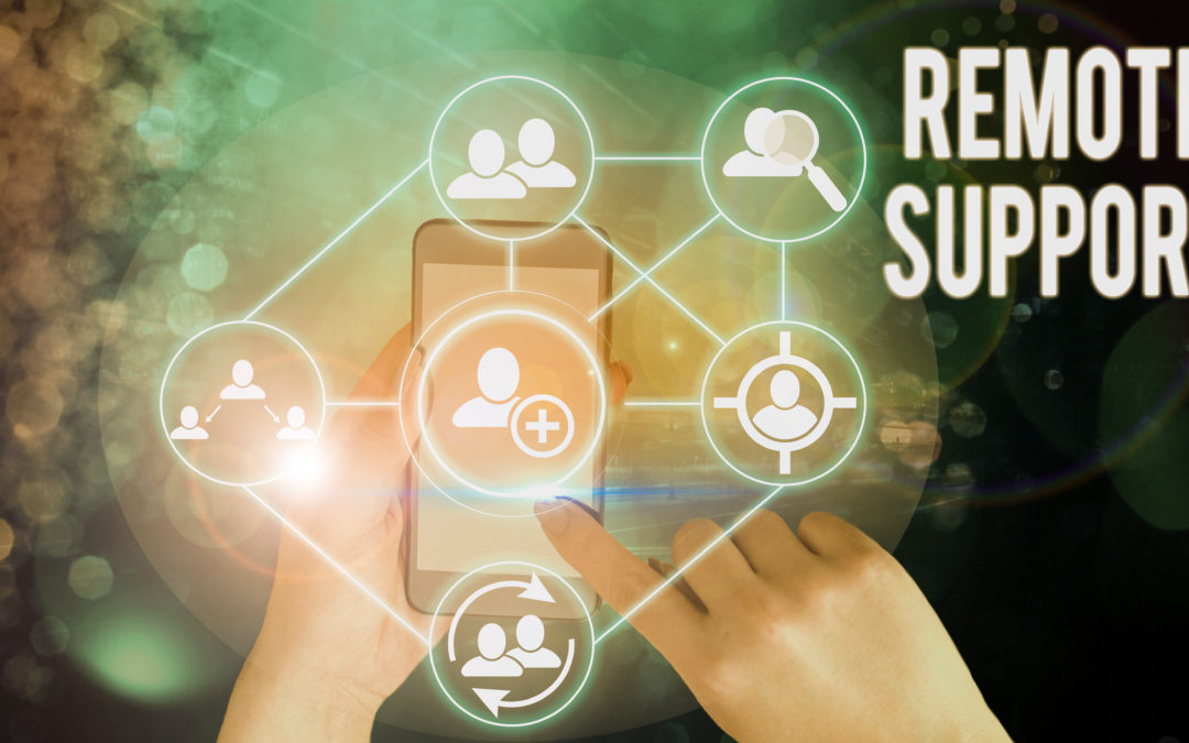 REDEFINING CUSTOMER SUPPORT: TECHNOLOGY IN TIMES OF CRISIS